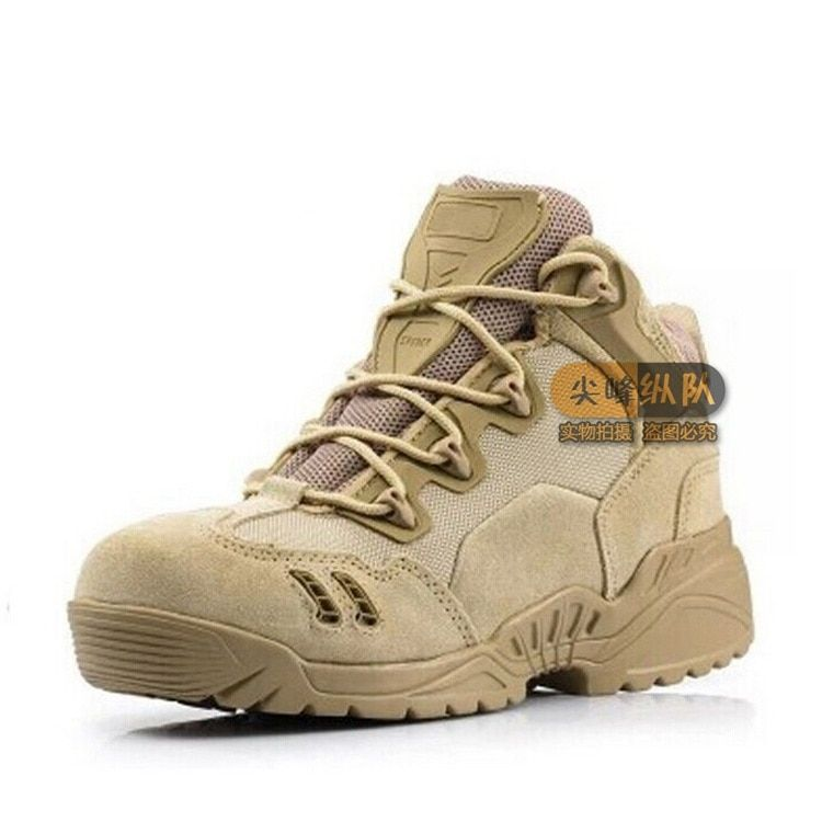 brand outdoor men outdoor hiking shoes slip-resistant waterproof hiking Sneaker men outdoor sports shoes high quality