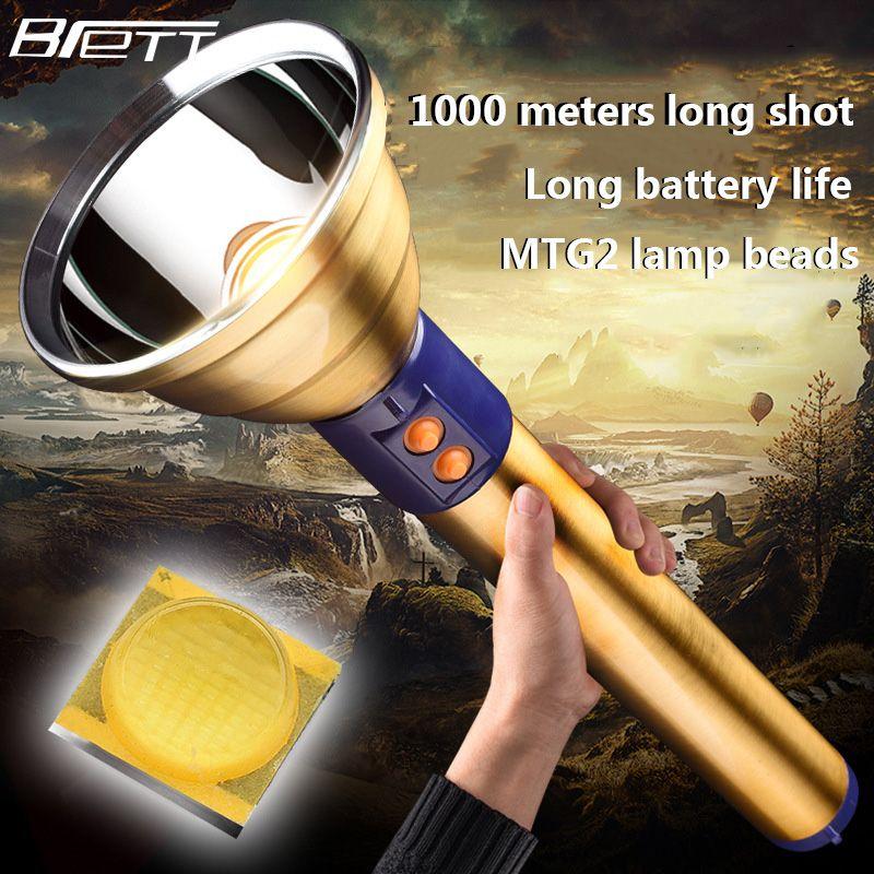 led flashlight cree xhp50 mtg2 Lamp Direct charging Shock Resistant Self Defense Power Bank Table lamp led torch