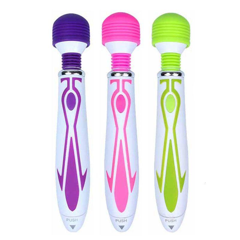 ORISSI jouets sexuels pour femmes baguette vibrateurs AV masseur 60 vitesses balle vibrateur Clitoris produits sexuels pour adultes jouets sexuels