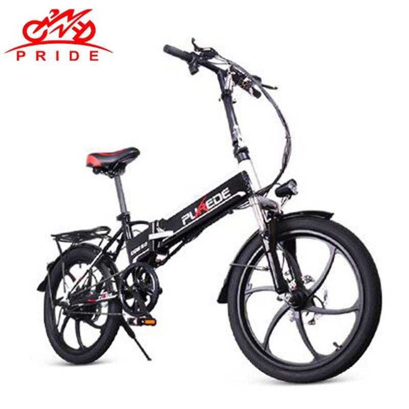 Elektrische bike 20 zoll Aluminium Klapp elektrische Fahrrad 350 W 48V12. 5A Batterie Elektrische Leistungsstarke Berg e fahrrad Radfahren Schnee Bike
