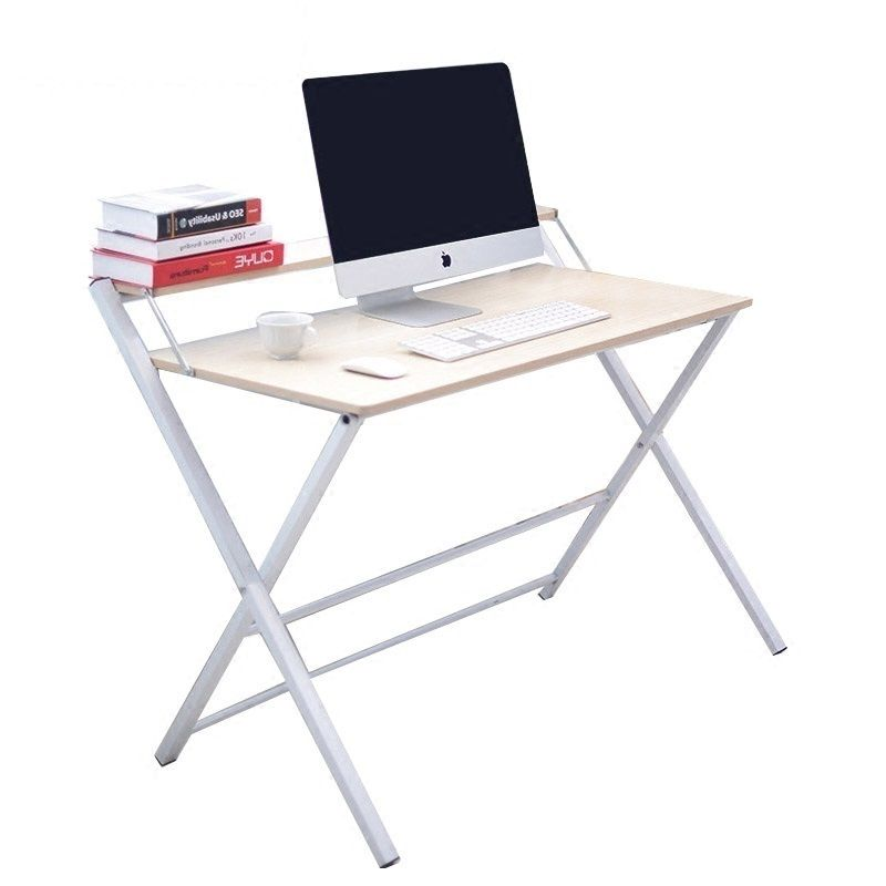 installation and folding table style desktop comter notebook simple for children desk Free SHIPPING