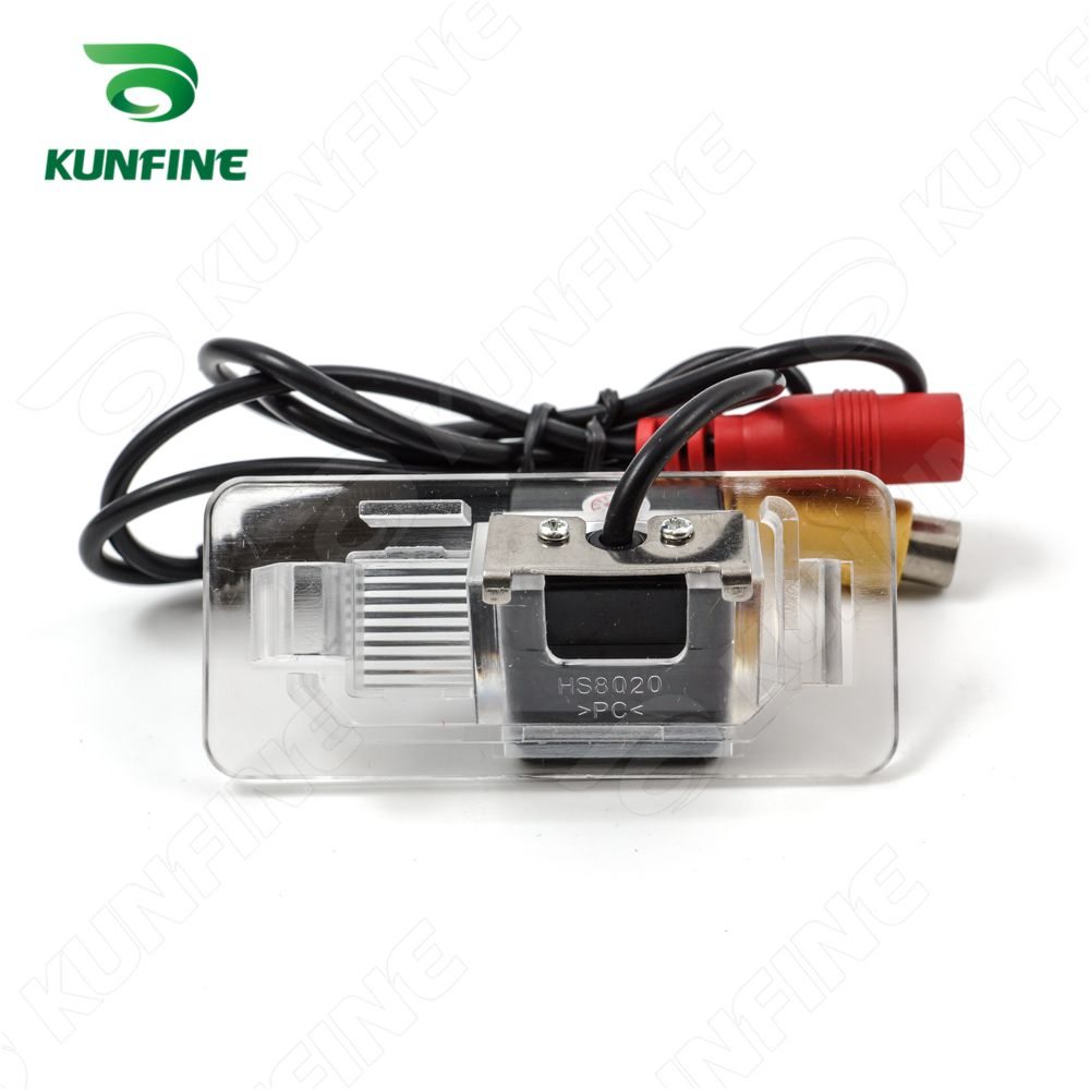 Wireless CCD Track Car Rear View Camera For BMW X5/X6 2008-12 Parking Assistance Camera Track line Night Vision LED Light