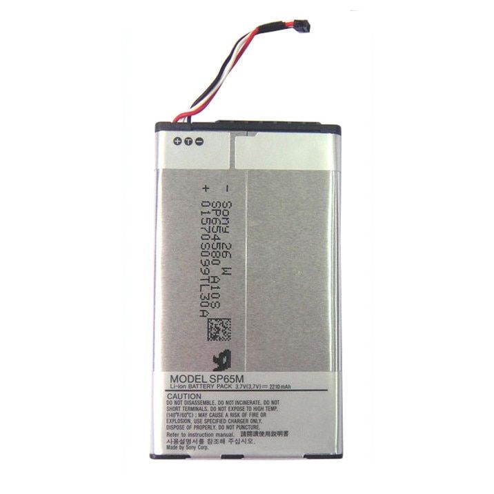3.7V 2210mAh Rechargeable Li-ion Battery Pack for Sony PS Vita PSV 1000 Console