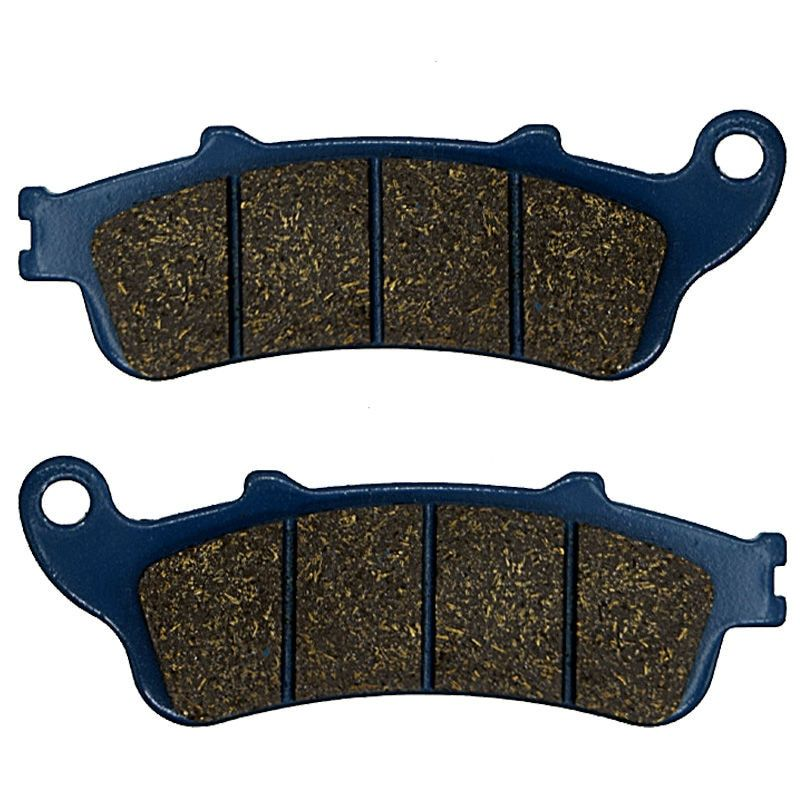 For GARELLI Skynet 250/400 02 HONDA FES 125/150 W/Y/1-5 Pantheon 98-06 NSS 250/250 A/AS Reflex 01-07 Motorcycle Brake Pads Front