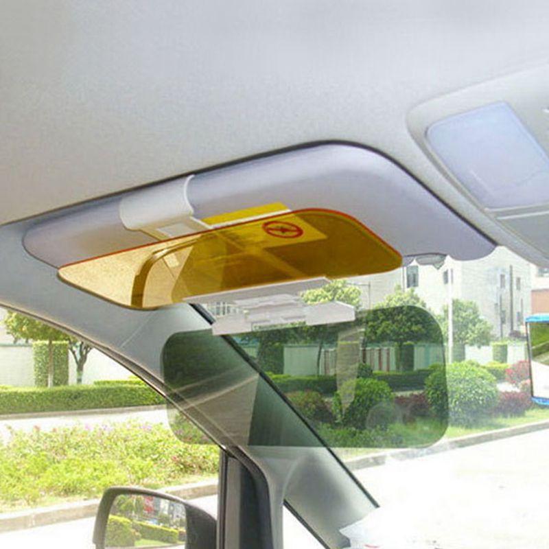Car Sun Shade Goggles Auto Sunglasses Shield Flip Car Sun Visor Auto Car Window Sunshade Prevent Dazzle Mirror For Day And Night