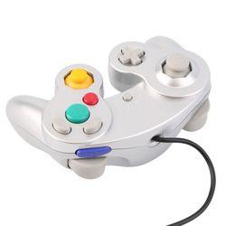 Gamepads Contrôleur de Jeu Pad Joystick pour Nintendo Game Cube ou pour Wii