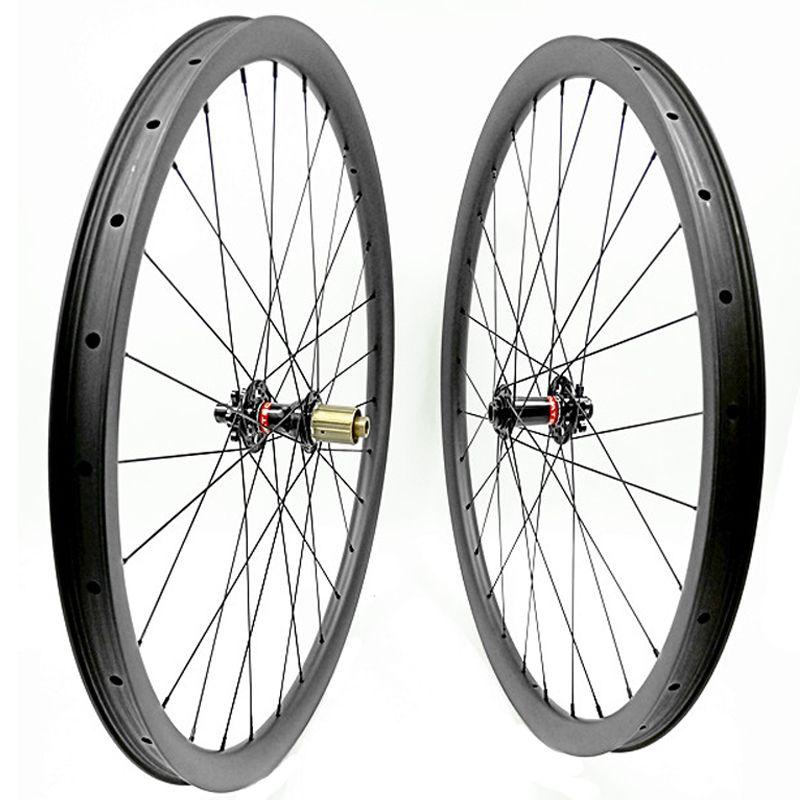 29er mtb laufradsatz D791SB/D792SB boost 110x15 148x2 fahrrad räder 35x25mm tubeless rodas 29 carbon mtb fahrrad räder