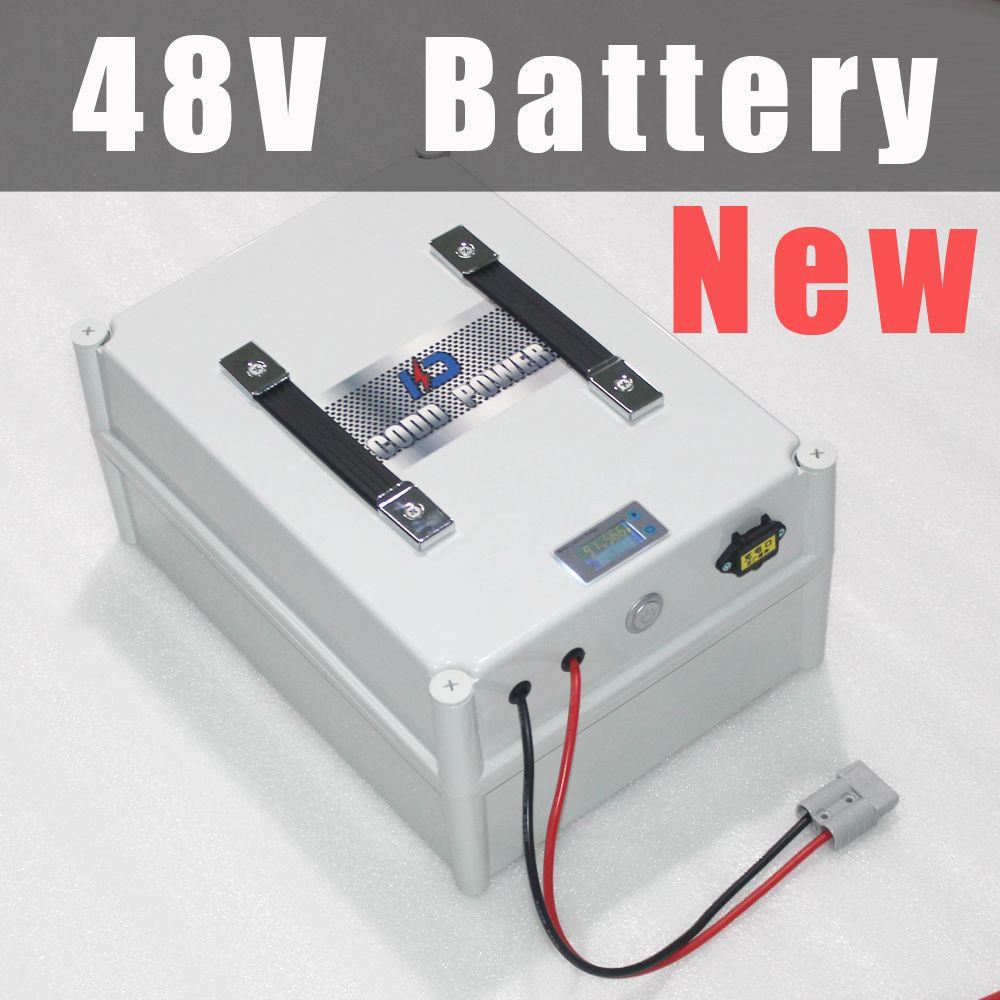 Lifepo4 batterie 48 v 200ah