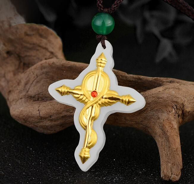 2018 Free Shipping New Style Hot Sales Jade Pendants For Men Women Best Gift Good Quality Necklace Jewelry