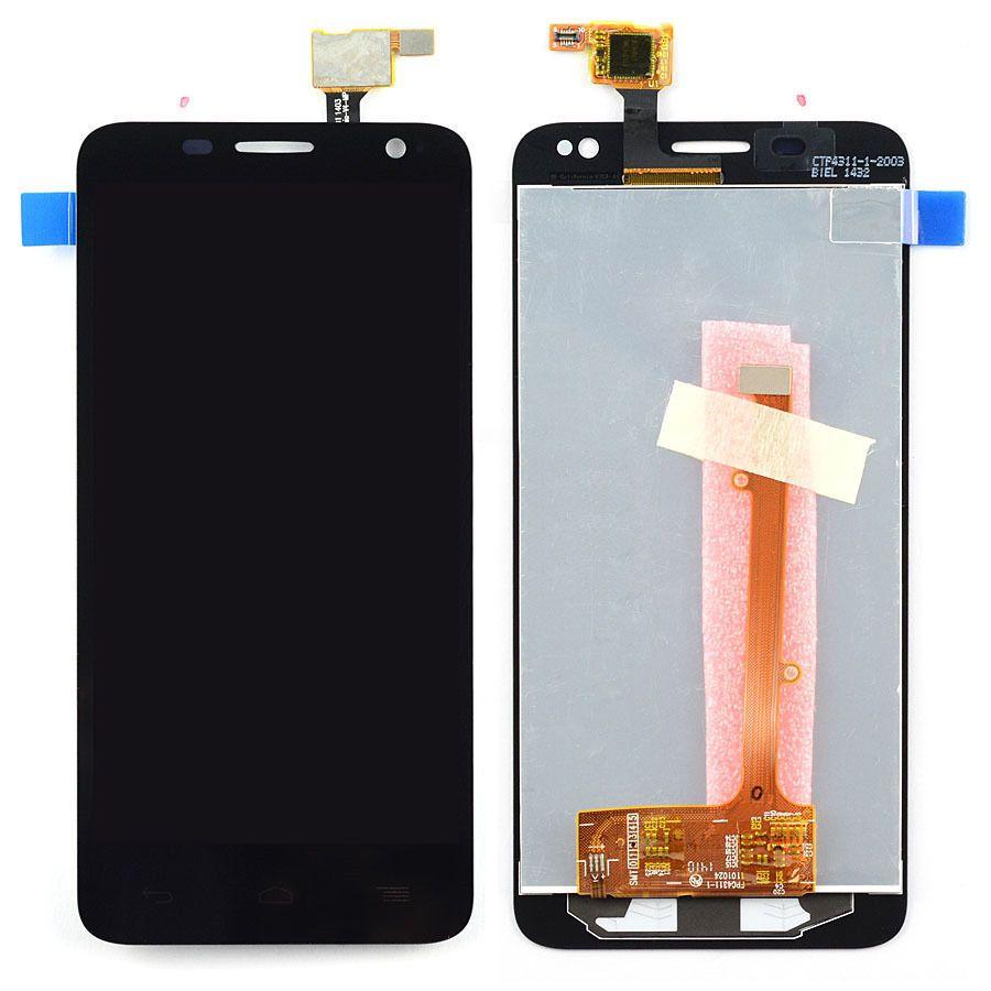 Pour Alcatel One Touch mini Idol 6012 6012A 6012D 6012 W 6012X OT6012 LCD Display + Écran Tactile Digitizer Assemblée