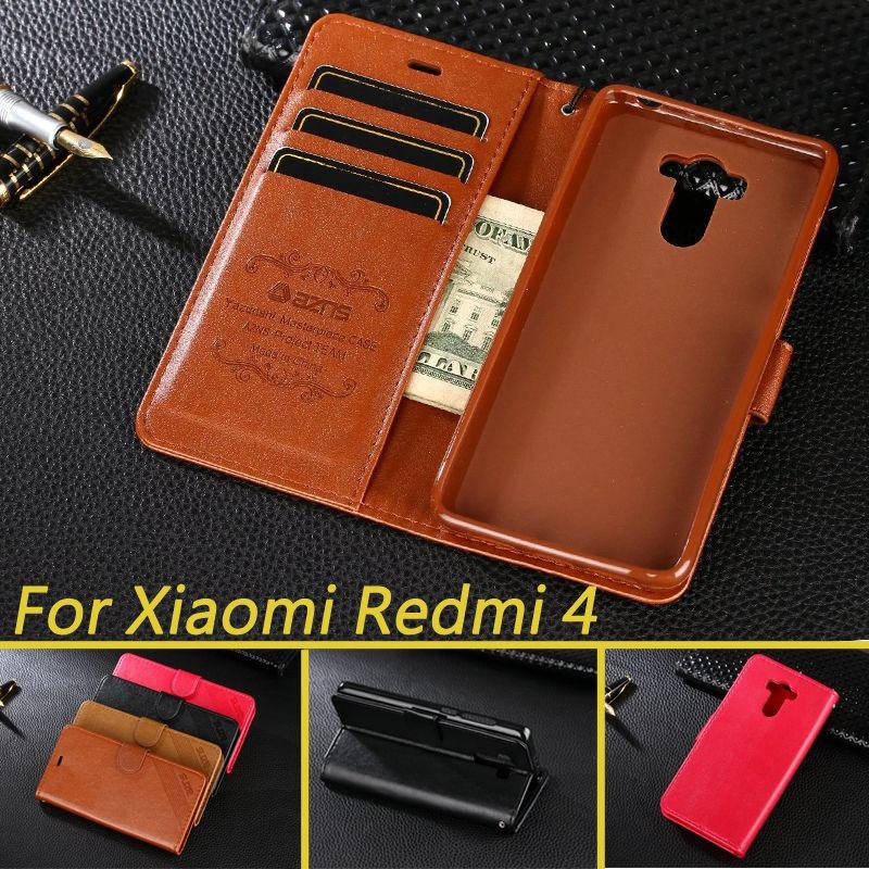 Роскошный кошелек чехол для Xiaomi Redmi 4 Pro Redmi 5 книга флип-чехол чехлы-подставки для телефона из искусственной кожи для Xiaomi Redmi 4 Pro