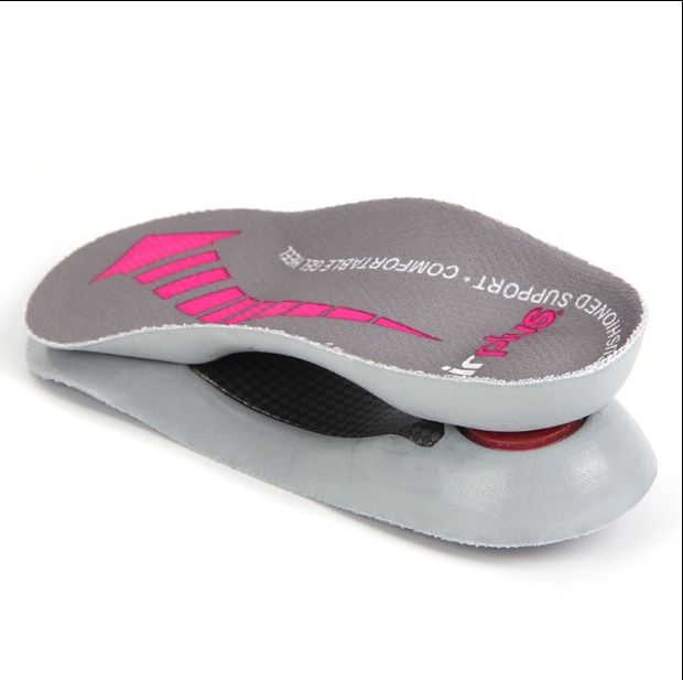 KAMF shipping new Custom-sized insole for free cutting. men women Breathable insole 6Pcs/Lot