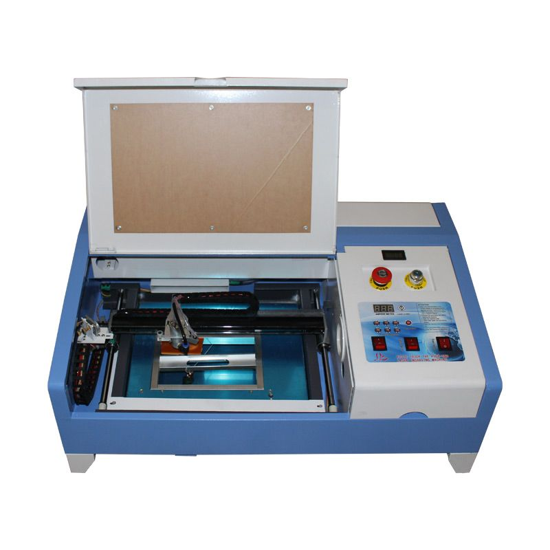 New Upgraded 2016-2017 New Version 40W LY 3020 CO2 Digital laser engraving cutting machine upgraded on normal version