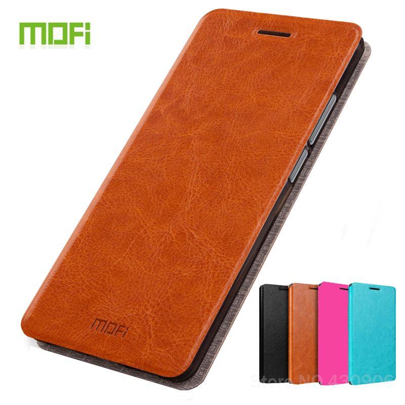 Mofi pour Huawei Honor 6X étui de luxe de haute qualité étui en cuir pour support de livre Style couverture pour Huawei Honor 6X5.5''