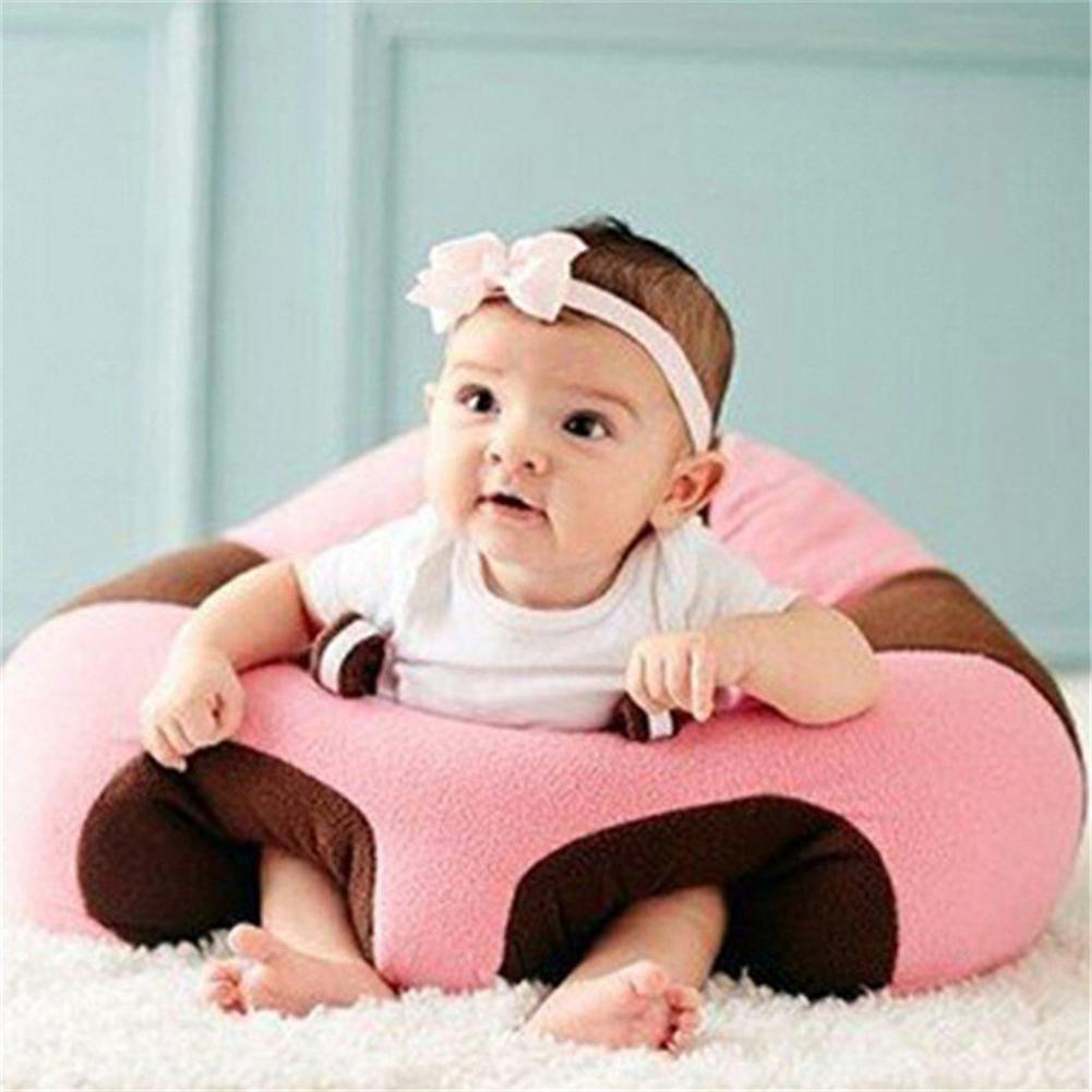 45x45 cm bébé siège bébé apprendre à s'asseoir mignon Animal en forme de conception chaise bébé soutien siège doux canapé en peluche jouets livraison directe