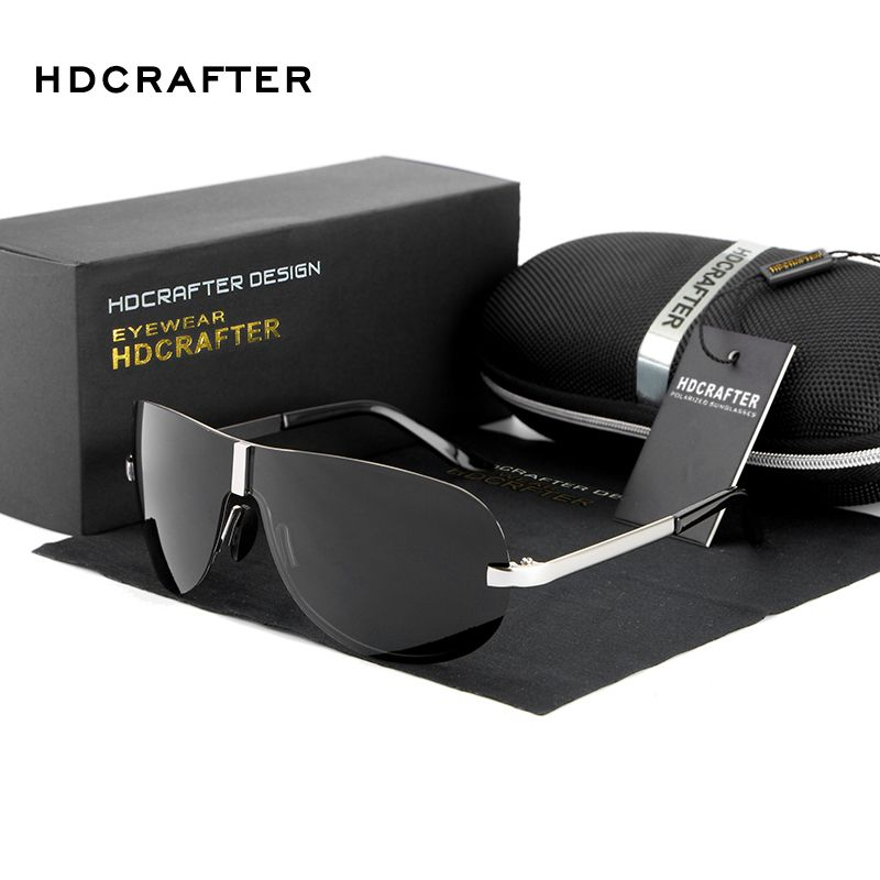 2018 Hot Selling Fashion Polarized <font><b>Driving</b></font> Sunglasses for Men glasses Brand Designer with High Quality 4 Colors