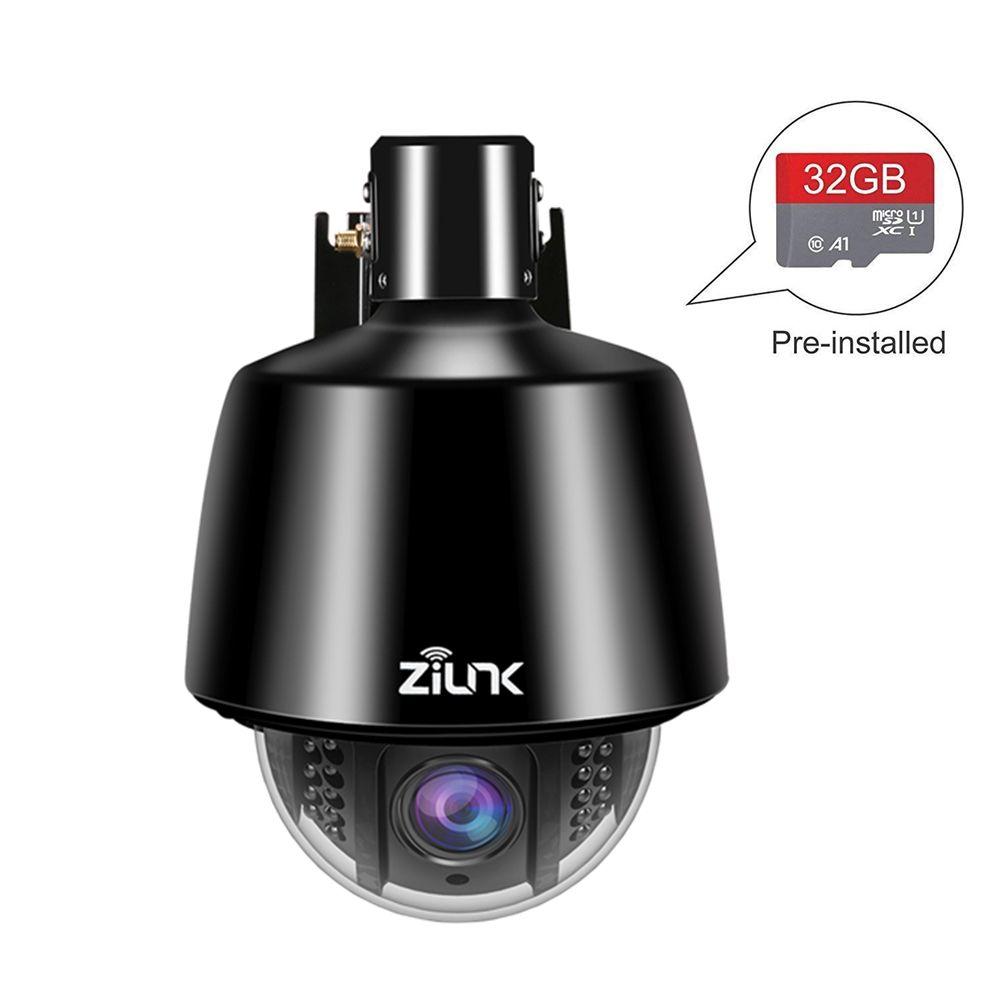 HI3516C + SONY IMX323 Outdoor Wireless Sicherheit Kamera HD 1080 P 960 P WIFI PTZ IP Kamera 5X Zoom Auto fokus 2,7-13,5mm Onvif CamHi
