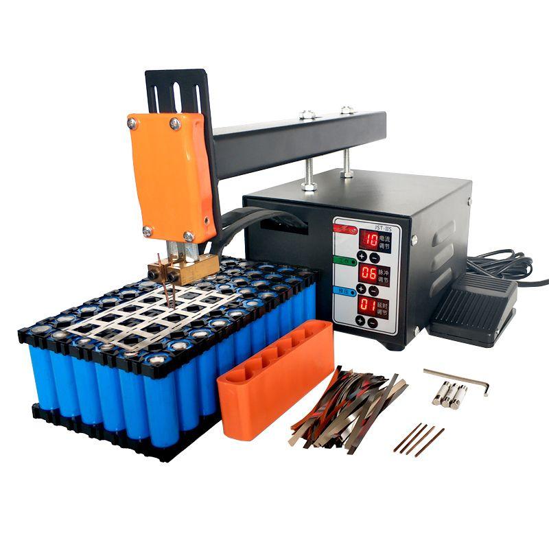 Batterie Spot Schweißer 3KW High Power 18650 Spot Schweißen Maschine Lithium-Batterien Pack Nickel Streifen Schweißen Präzision Puls Schweißer