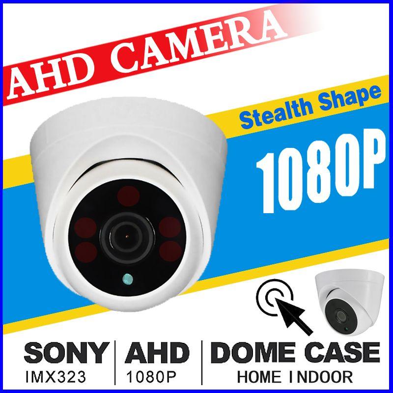 11.11Sale Mini AHD CCTV Camera 720P/960P/1080P digital All FULL HD High Definition IR 30M indoor Dome Security Surveillan Camera