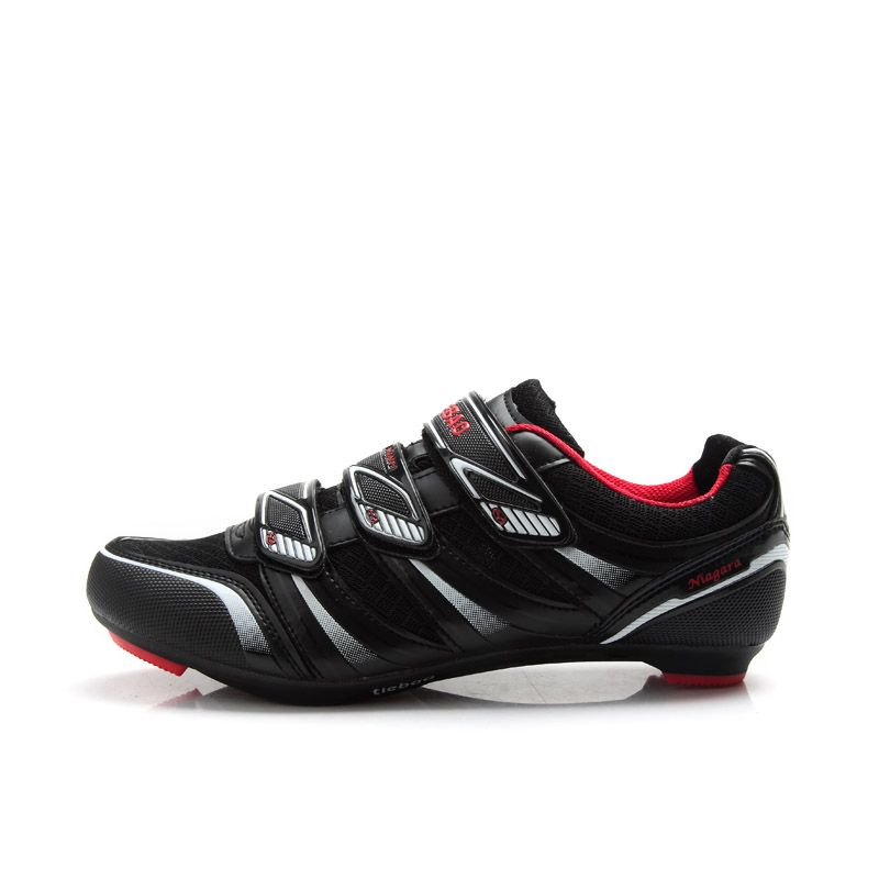 TIEBAO 6-1428 Road Bike Shoes Spinning Class Training Bicycle Shoes Athletic Outdoor Racing SPD/SPD-SL/LOOK-KEO Cycling Shoes