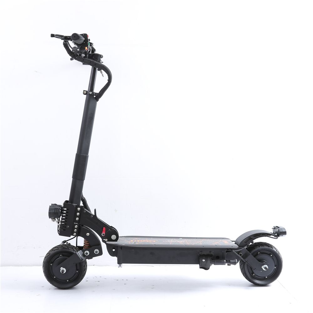 UBGO 1006 48V21A Double Driver 1900W Motor Powerful Electric Scooter 8 Inch E-Scooter