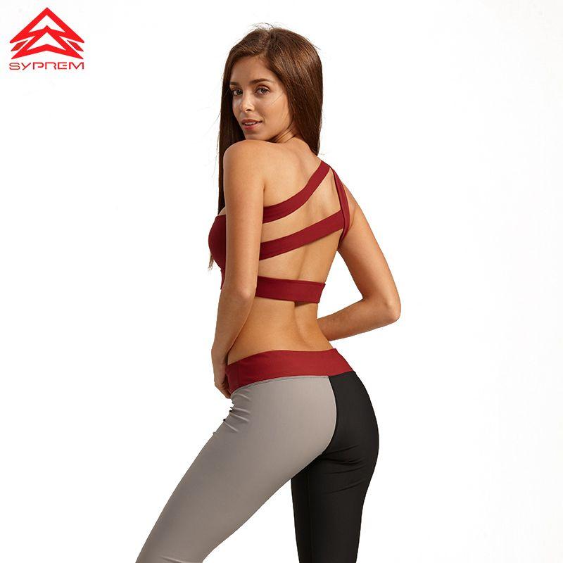 Syprem 2017 New Bra Sports bra fitness Yoga mesh bra <font><b>Running</b></font> Sexy Bra High Quality Lady Sportswear Sports Top For Female,1FT0017