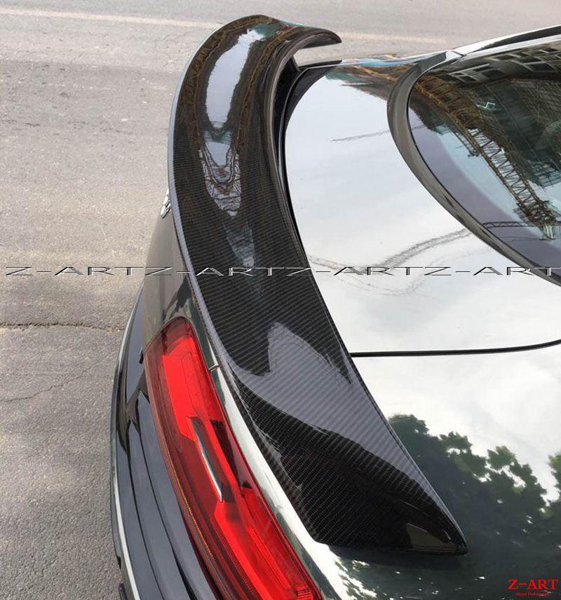 Original Z-ART GT carbon fiber rear spoiler for Audi R8 2007-2015  carbon fiber rear wing for Audi R8 V8 V10 free shipping