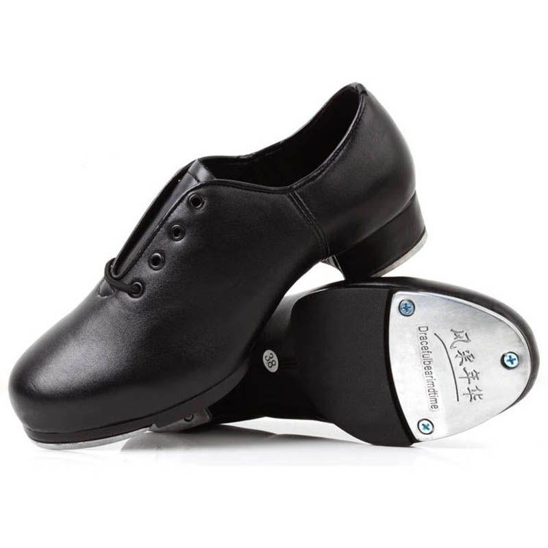 Пояса из натуральной кожи для взрослых коснитесь танцевальная обувь Для мужчин wo Для мужчин ногами обувь спортивная кожа мягкой высокой от...