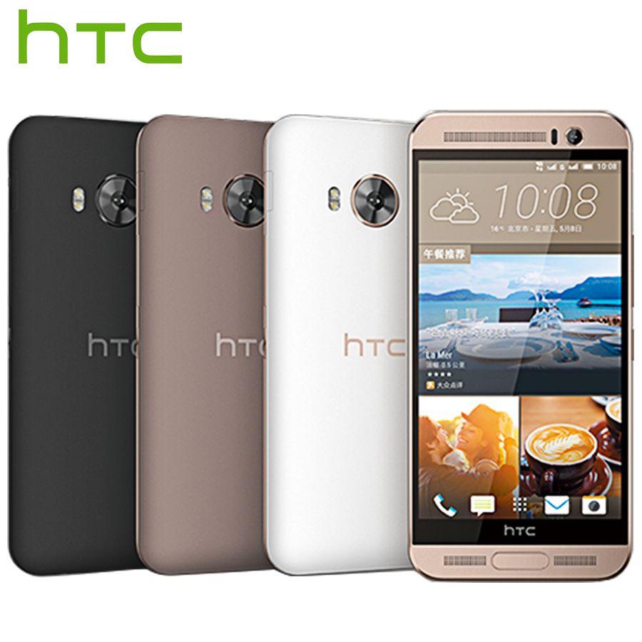 Marke Neue HTC One MICH M9ew Dual SIM 4g LTE Handy 5,2 zoll Octa Core 3 gb RAM 32 gb ROM 2560x1440 p 20MP Android Smart telefon