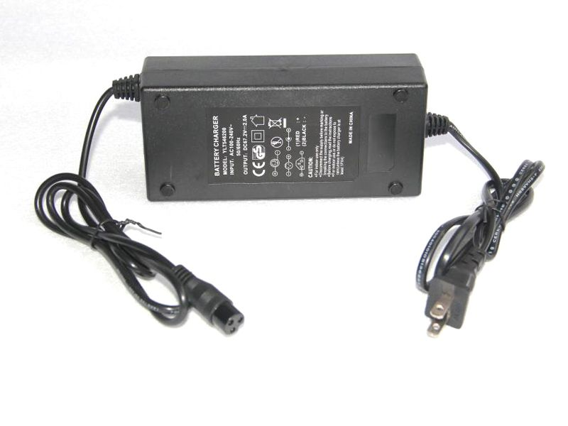 67 Volt 2A 134W Battery Charger for harley electric scooter,fat tire moped citycoco,seev