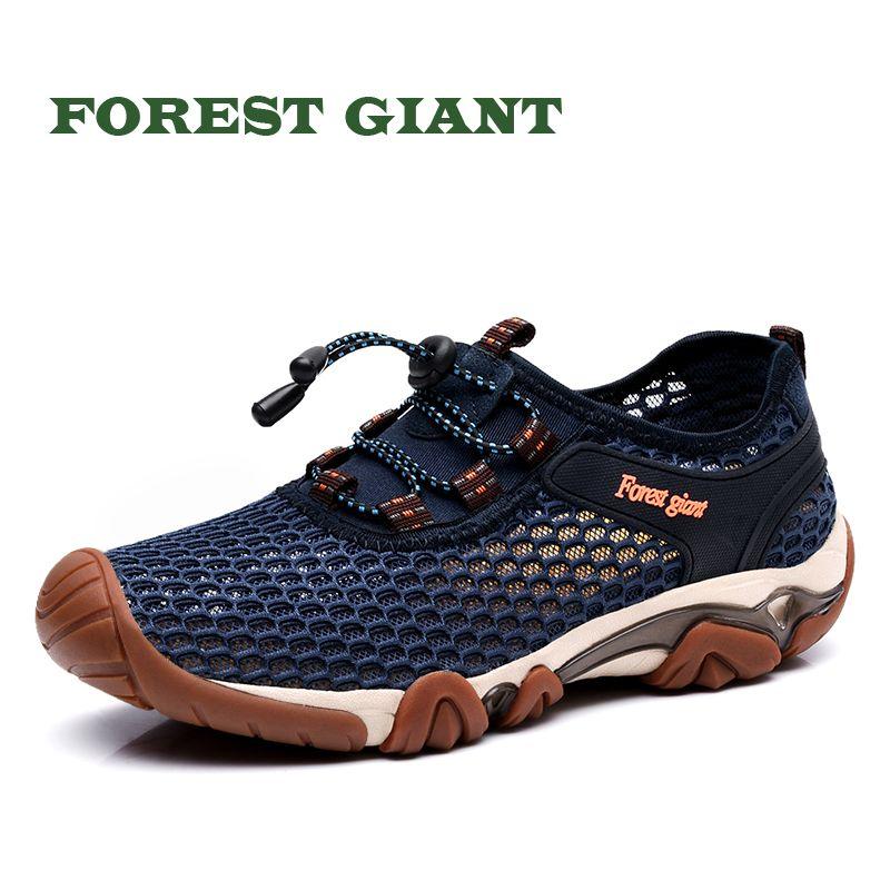 WALD RIESEN männer Sommer Schuhe Größe 38-44 Komfortable Men Casual Schuhe Mesh Atmungs Loafers Slip-on schuhe 1056