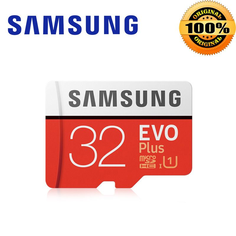 Original SAMSUNG Micro SD Card 32 GB Class 10 Memory Card microSD 256GB 128GB 64GB TF Card SDHCXC cartao de memoria Dropshipping