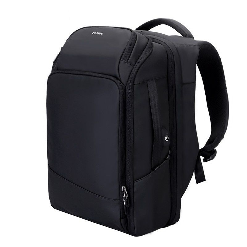 17 inch Laptop Backpack For Men Business Waterproof Backpacks USB Charging Large Capacity Bag Casual Travel Backpack Male
