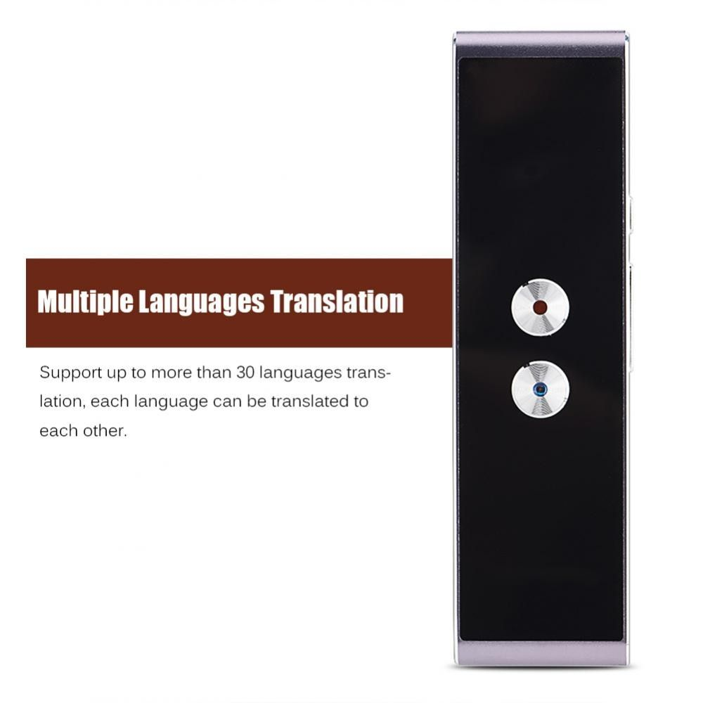 Portable Smart Two-Way Real Time Multi-Language <font><b>Voice</b></font> Translator for Learning Travel Meeting