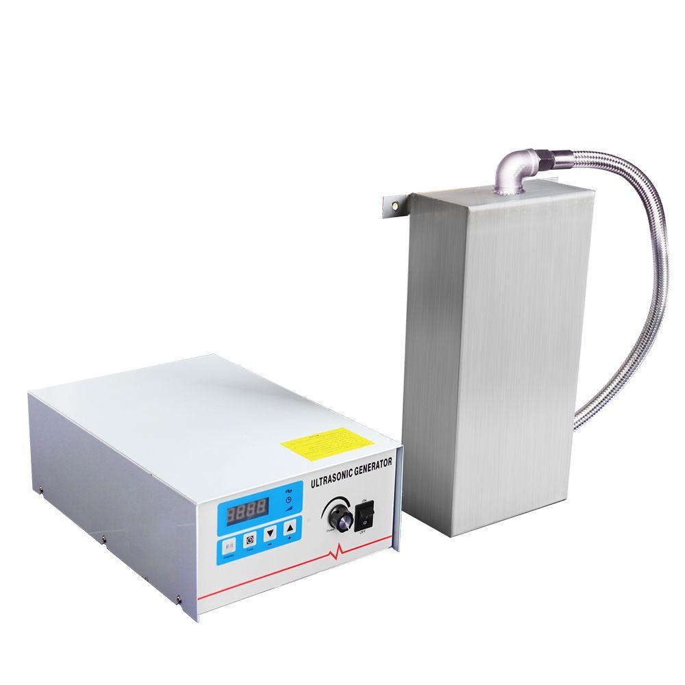 Ultraschall Reinigung Maschine Industrielle 900W Eint Tauch Vibrator Platte Form Labor DPF Ketten Motherboard Hardware Bad