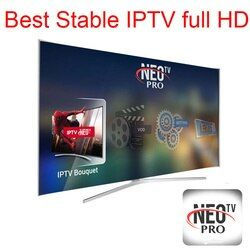 NeoTV pro IPROTV IPTV code pour set top box Arabe Français Abonnement néerlandais Europe France Arabe IPTV Boîte VOD Neo TV Volka TV pro