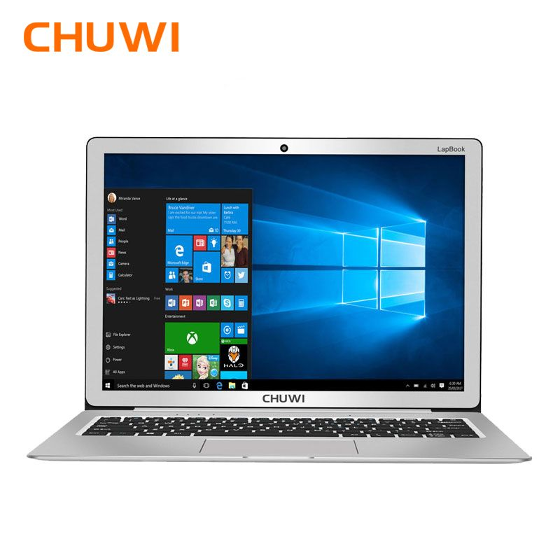 CHUWI LapBook 12.3 Inch Laptop Windows10 Intel Apollo Lake N3450 Quad Core 6GB RAM 64GB ROM Dual WIFI M.2 SSD Ports Notebook
