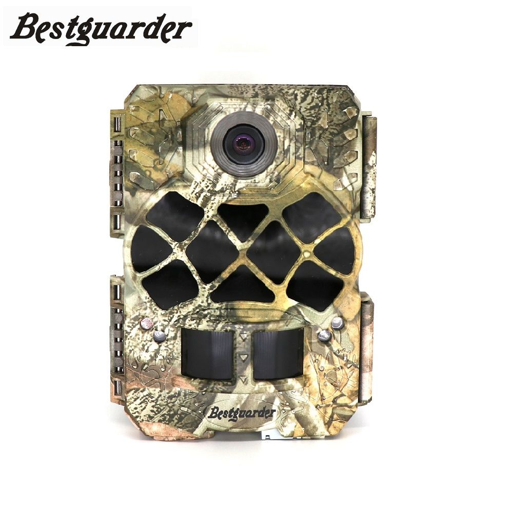 Professional Hunting Camera 30MP 0.2s trigger 140 degrees Wide Photo Video Powerful Night Vision Animal Plant Research Record