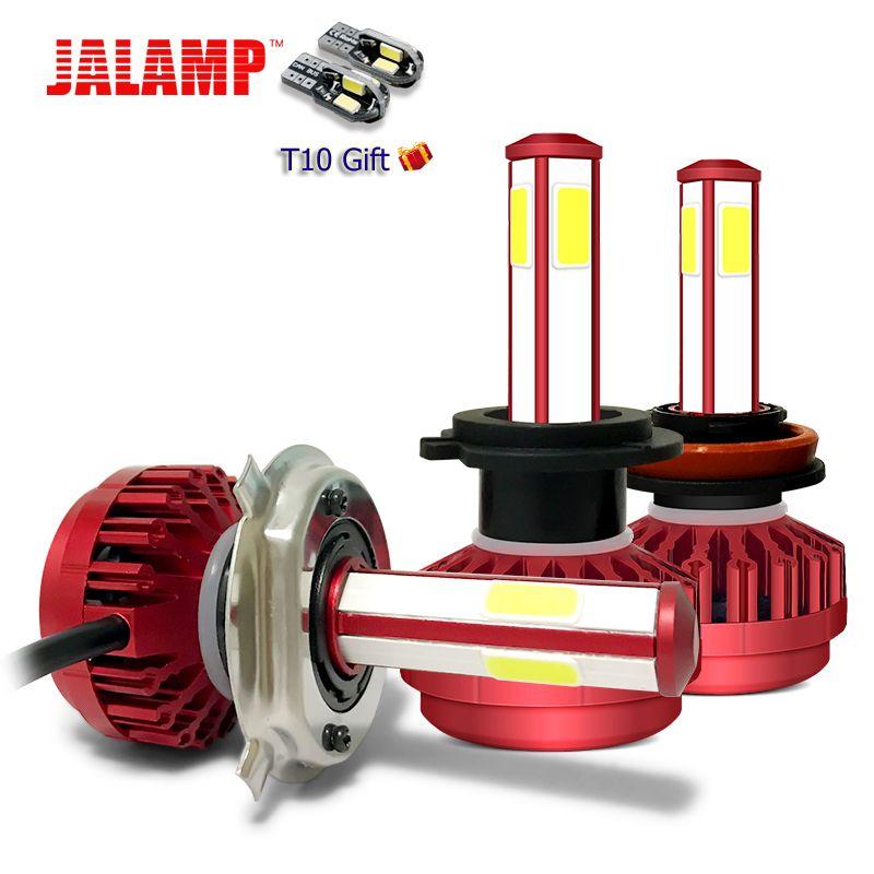 10000lm/set 12V 24V H9 H8 LED 9005 HB3 Headlight H7 Led Moto 9006 HB4 H11 H4 Led Bulb Auto Lamps Bombillas H7 Car Light