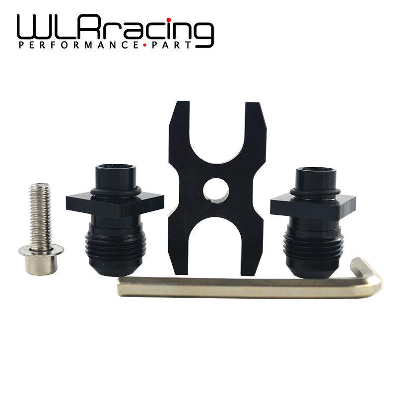 WLR RACING-Kit adaptateur refroidisseur d'huile pour BMW E36 E46 Euro E82 E9X 135/335 E46 M3 E90 E92 WLR-OCA01