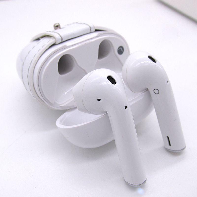 AirPro V5.0 mini true wireless earbuds headphone bluetooth earphone Hi-Fi music headphones with charging box for apple earpods