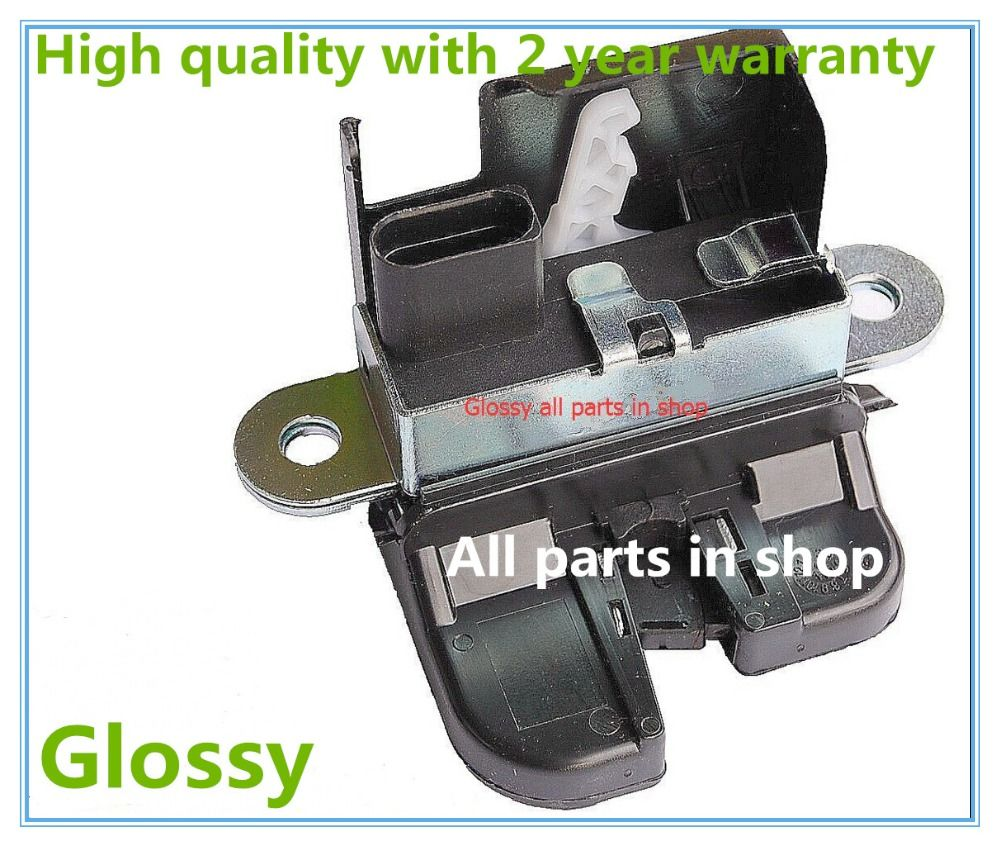 Lock Latch For VW GOLF 5 V GOLF 6 VI PASSAT 3C5 VARIANT ab 2005 1K6827505E9B9   5K0827505A9B9    1T0827505H9B9