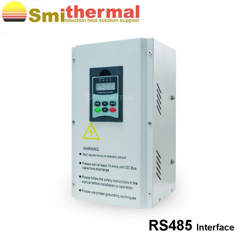 5KW 220 V einphasig Elektromagnetische induktionsheizung für kunststoff-extruder