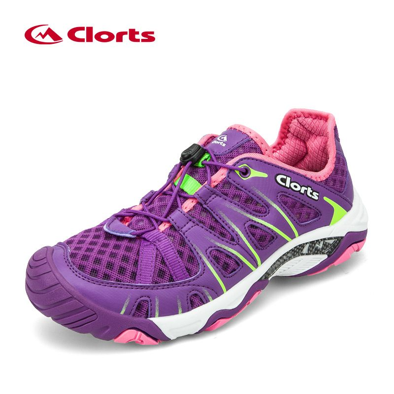 2018 Clorts Women Upstream Shoes New Arrival Light Quick-drying Water Sneakers Summer Aqua Shoes for Women 3H025C