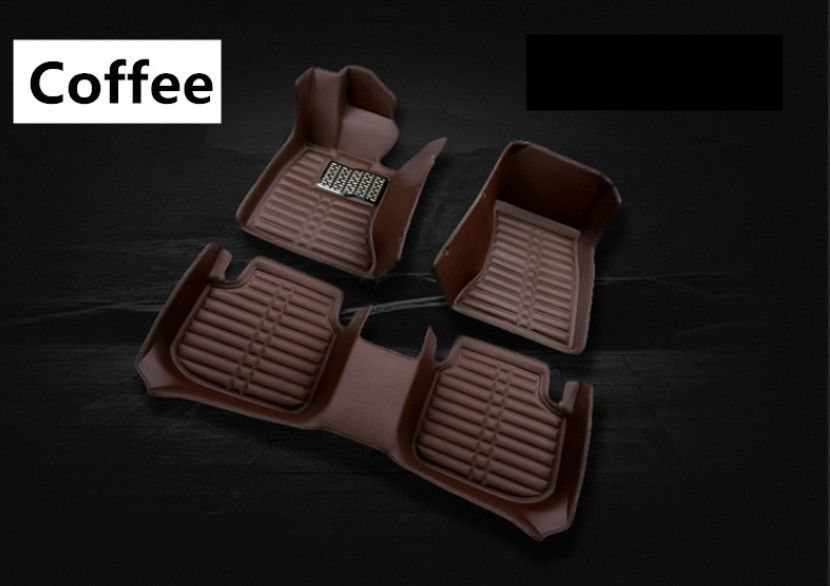 For Peugeot 4008 2017.2018 Floor Mats Auto Foot Carpets Step Mat High Quality Water Proof Clean Solid Color