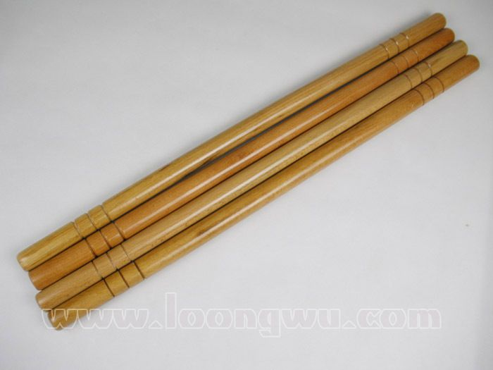 heavy Kamagong ironwood 28 (72 cm) sticks escrima Arnis Filipino Martial art one piece not a pair