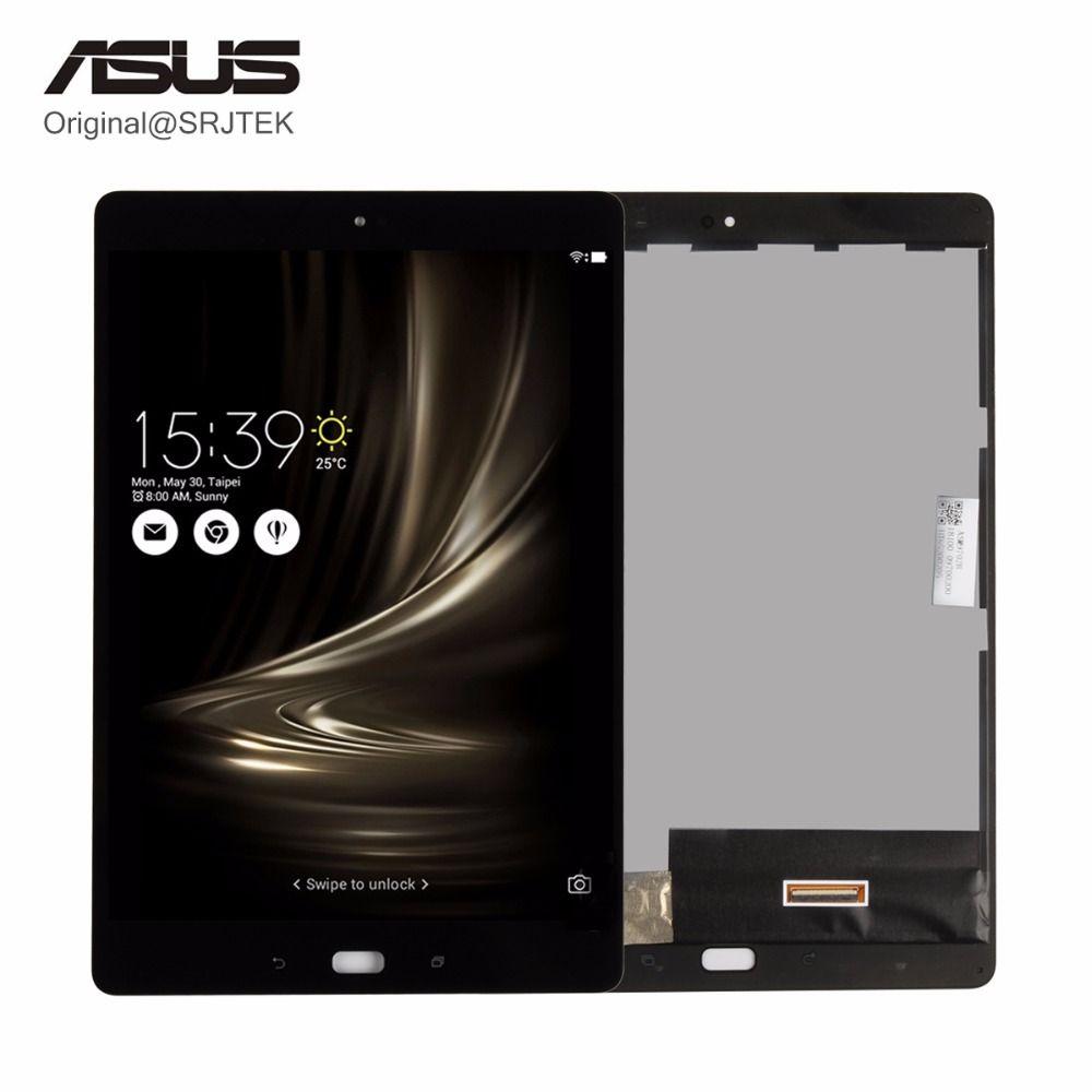 Original Para ASUS ZenPad 3 S 10 Z500M P027 Z500KL P001 Pantalla LCD de Matriz Pantalla Táctil Digitalizador Del Sensor Partes Tablet PC asamblea