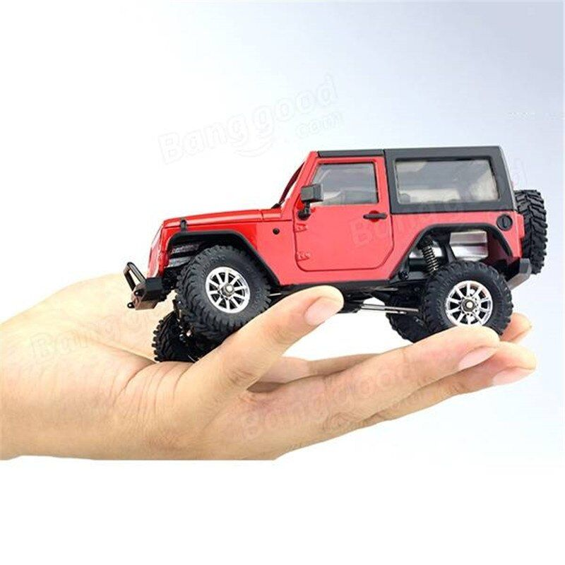 Orlandoo OH35A01 Kit Hunter 1/35 DIY Rubicon Micro Crawler without Electric Part DIY Color