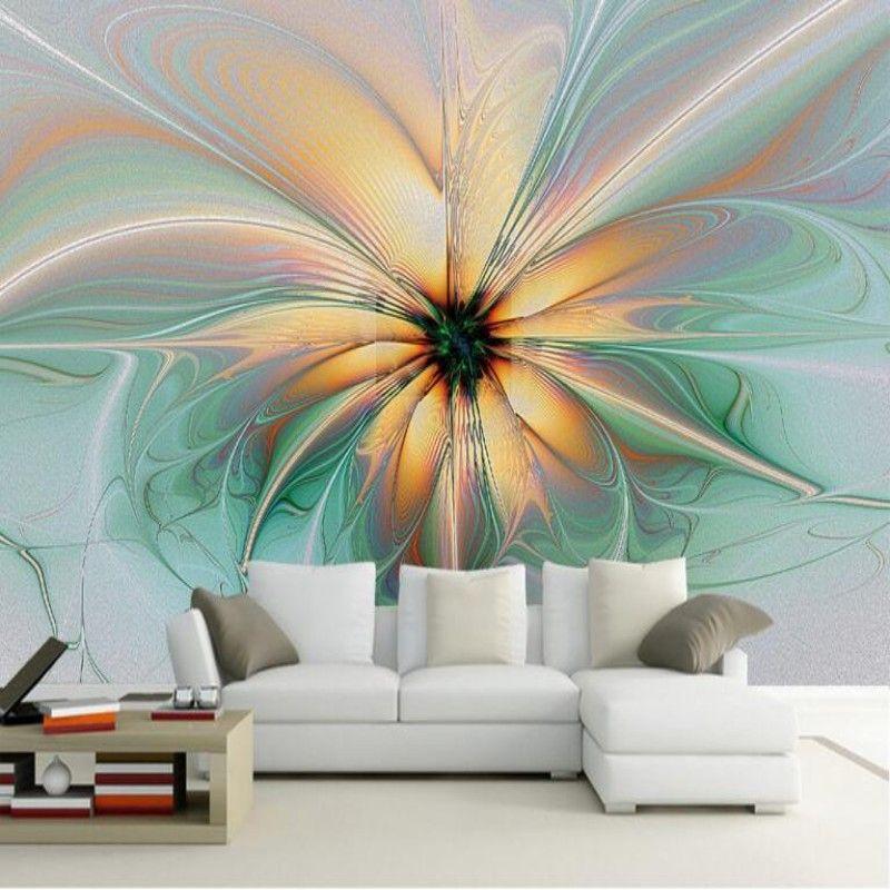 Beibehang 3D Tapete Europäischen klassische gemalt floral TV hintergrund tapete Familie dekoriert wandbilder wallpaper für wände 3 D