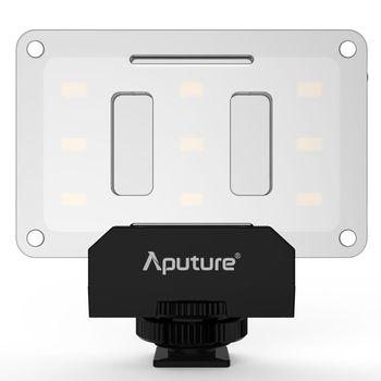 Aputure Amaran AL-M9 Pockable TLCI/CRI 95+ LED Video Light on-Camera Photography Lighting For Canon Nikon Sony DSLR Fill Lights